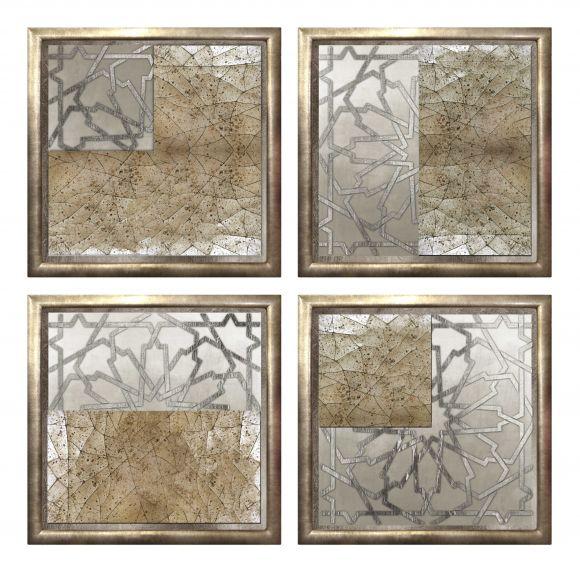 Atelo in deluxe handmade frames.