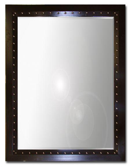 Garnet - Mirror in a deluxe handmade frame