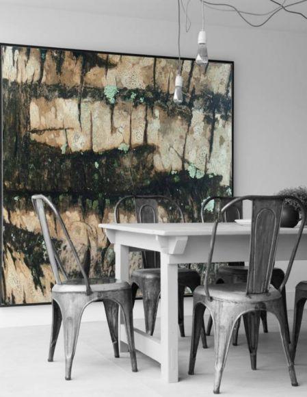Palma in deluxe handmade frame