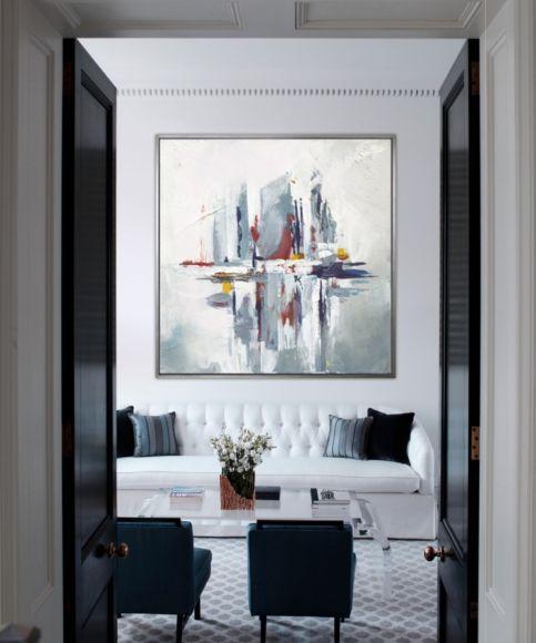 Kurv in deluxe handmade frame