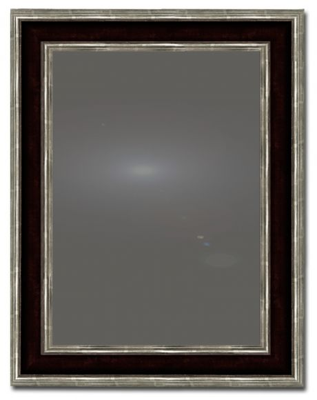 Wad - Mirror in a deluxe handmade frame