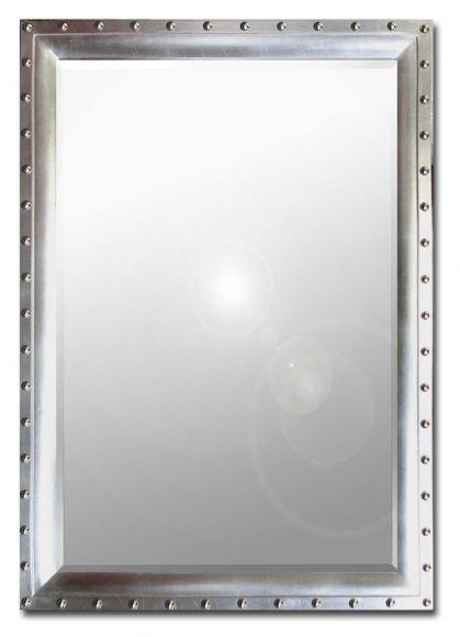 Alum - Mirror in a deluxe handmade frame