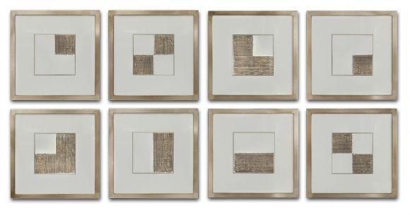 Asti Textured art in deluxe handmade frames
