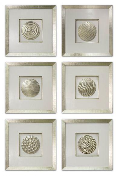 Domio Circles in deluxe handmade frames