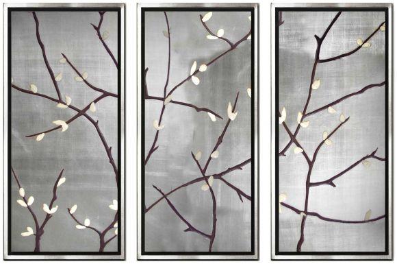 Twigs in deluxe handmade frames