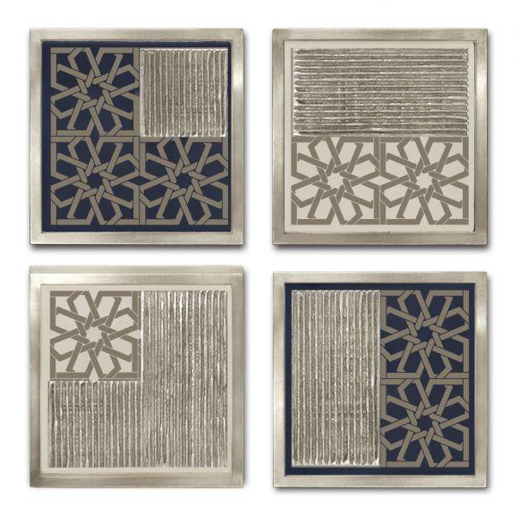 Astil in deluxe handmade frames.