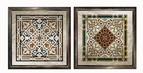 Bekar in deluxe handmade frames
