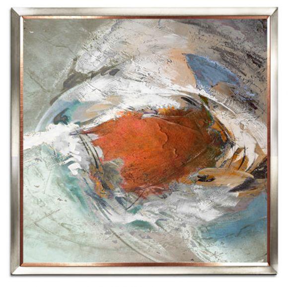 Biscot in deluxe handmade frame
