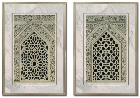 Clocha in deluxe handmade frames