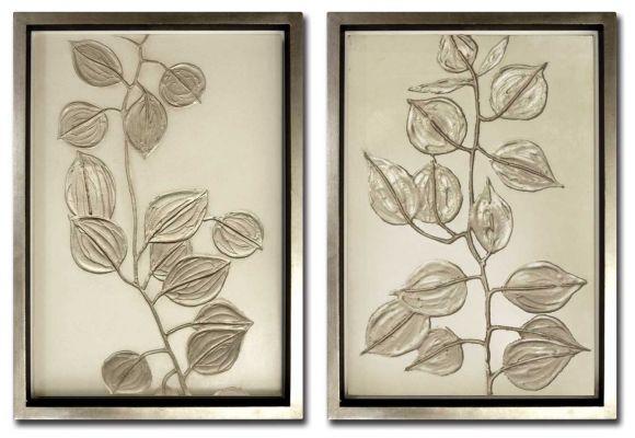 Eucalyptus in deluxe handmade frames