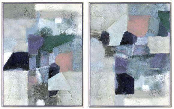 Geom in deluxe handmade frame