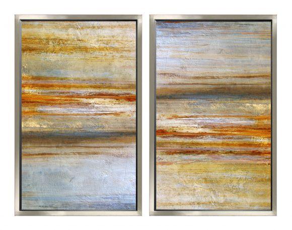 Kaskad in deluxe handmade frames