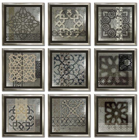 Kaw in deluxe handmade frames