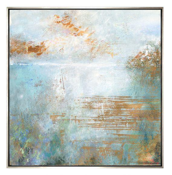 Neba in deluxe handmade frame
