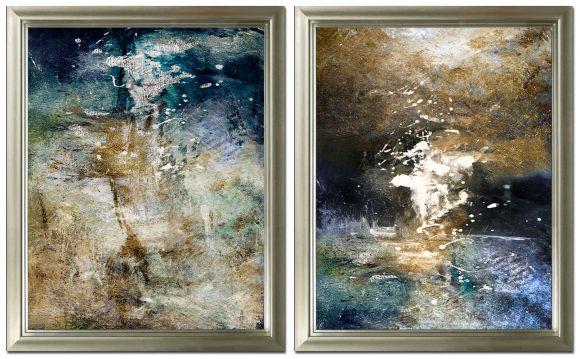 Oberon in deluxe handmade frames