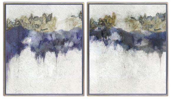 Quro in deluxe handmade frames.