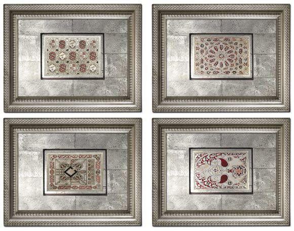 Uskar in deluxe handmade frames
