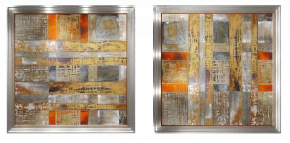 Valona Stems in deluxe handmade frame