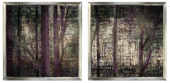Valona Trees in deluxe handmade frames