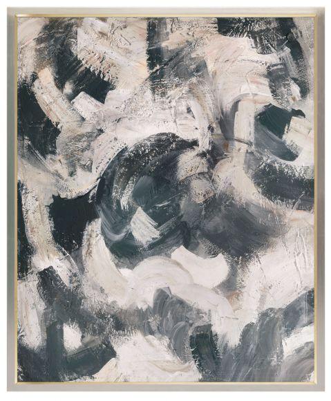 Paletta in a deluxe handmade frame
