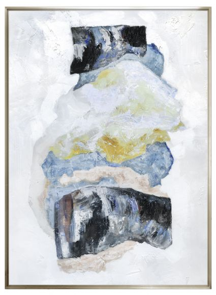 Stonir in a deluxe handmade frame