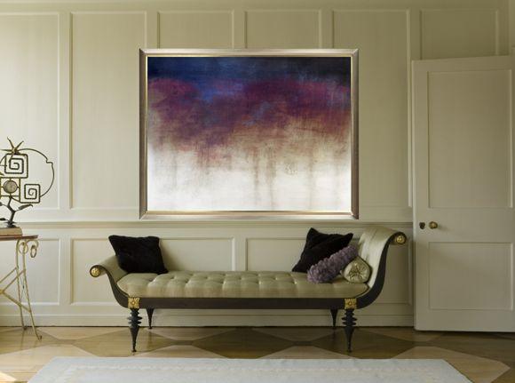 Togra in deluxe handmade frame