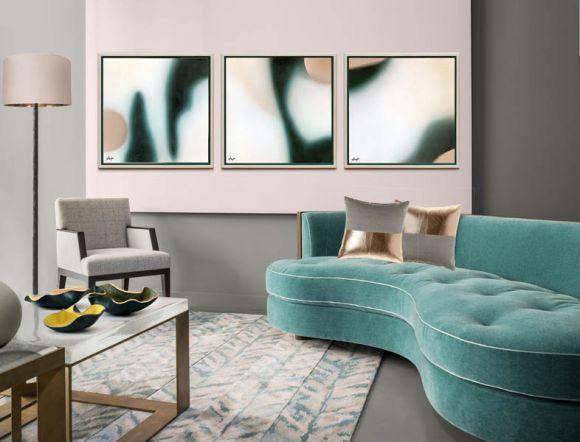 Ziema in deluxe handmade frame