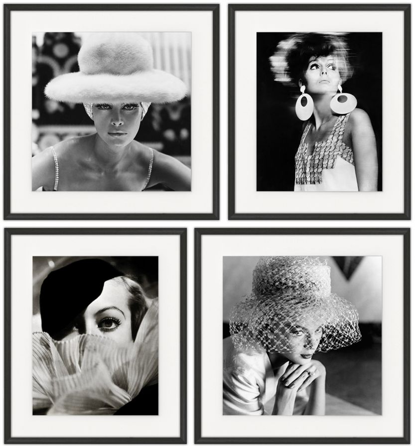 Fashion & lifestyle III: Photographic print in a standard factory frame