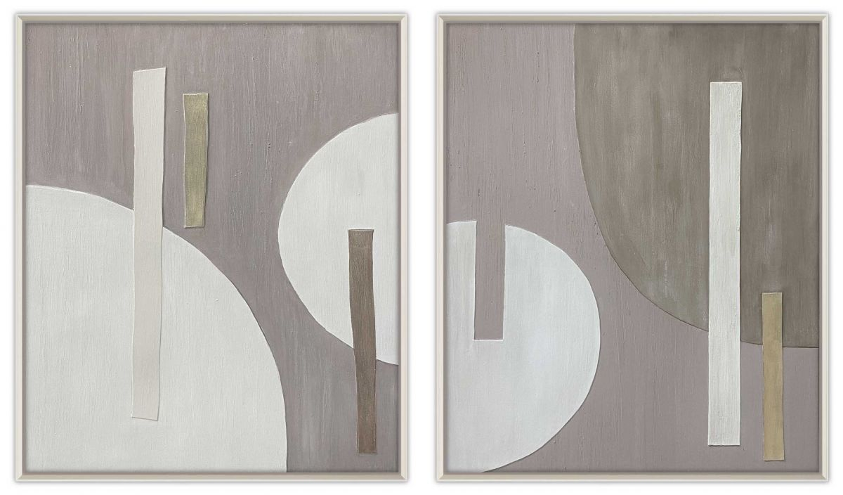 Nokih in a deluxe handmade frame and slip