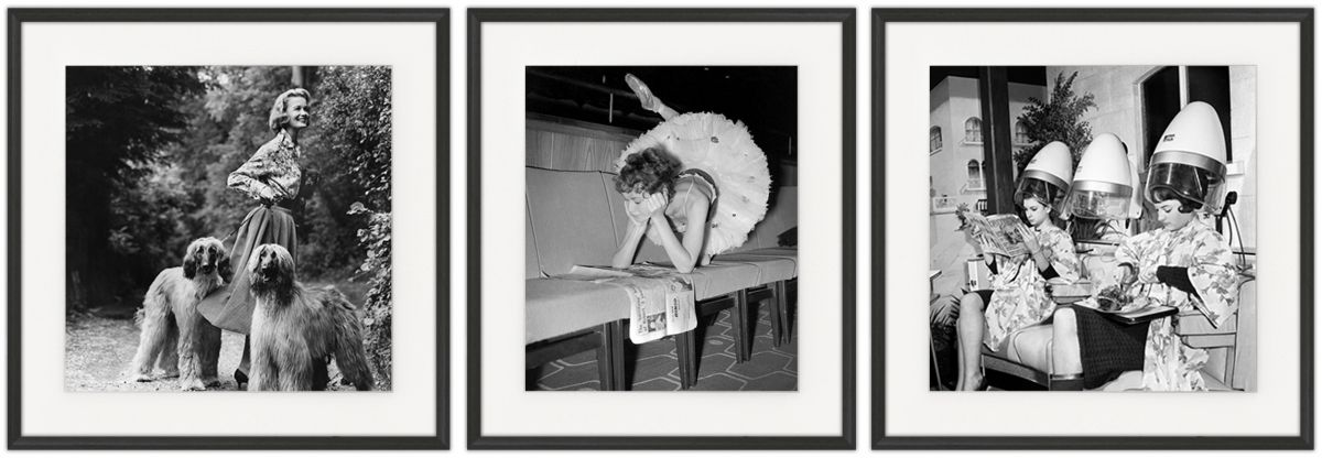 Fashion & Lifestyle IV: Photographic print in a standard factory frame