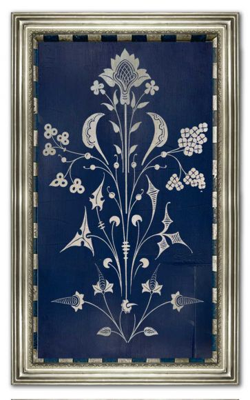 Lores 05 in deluxe hand made frame