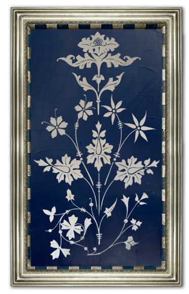 Lores 06 in deluxe hand made frame