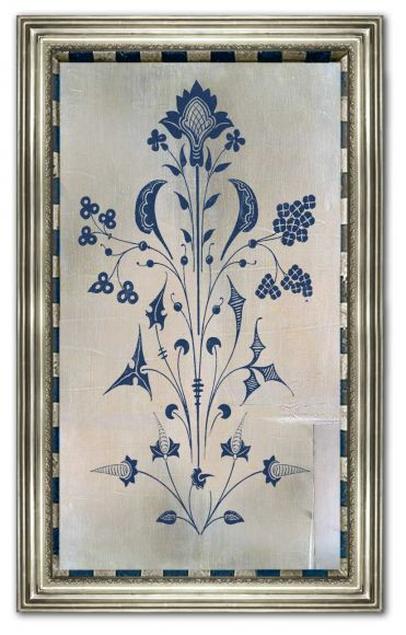 Lores 01 in deluxe hand made frame