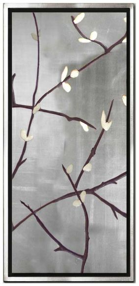 Twigs 02 in a deluxe handmade frame