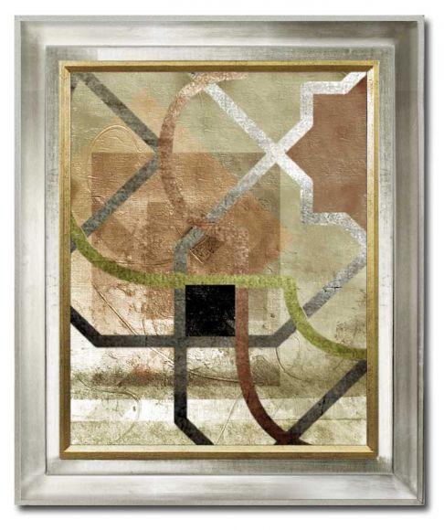 Valvar 05 in  a deluxe handmade frame