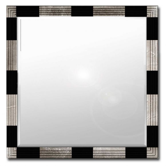 Onyx -  Mirror in handmade frame