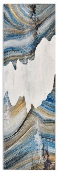 Kiso: Hand-painted art on wooden panels